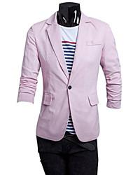 Men's Fashion Leisure One Button  New Blazer