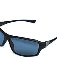 Gafas de Sol hombres / mujeres / Unisex's Clásico / Deportes / Moda Rectángulo Negro Gafas de Sol / Deportes Completo llanta
