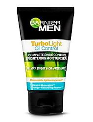 Garnier TURBO LIGHT Oil Control Anti-Grease Brightening Moisturiser