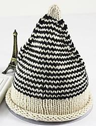 Women's New Crochet Knitting Woolen Hat