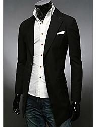 le revers de Alexandre Men unique poitrine Slim manches longues costume o