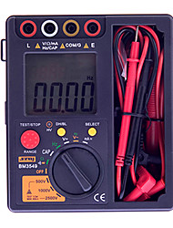 LCD Digital Display Multimeter Resistance Tester SZBJ BM3549