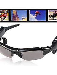 8GB Digital Sunglasses MP3 Player with Mobile Camera DV