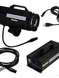 новый ультра яркий 200w привело камеру&фото свет дневной свет / вольфрам затемнения высоким индексом цветопередачи CRI камеры&фото