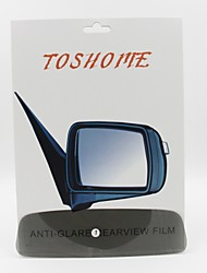 toshome anti-glare film voor binnen achteruitkijkspiegels voor benz a-klasse 2013-2014