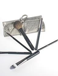 6pcs escovas de cosméticos venda quente pincel de maquiagem conjunto