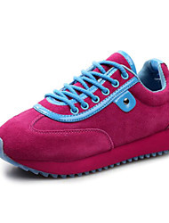 Women's Walking Shoes Leatherette Blue / Pink / Navy