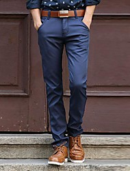 modelli invernali da uomo, più pantaloni di velluto di spessore