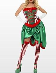 febre traje elf burlesque