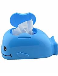 Creative Whale Design Household Tissue Box
