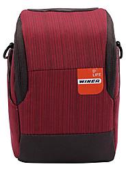 JIDUOXI S25 Camera Bag for Canon G15,Nikon J1,Panasonic LX7 Lens cloth and Lens paper Random color(11*14*9.5cm)