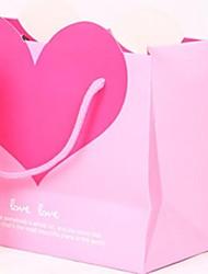 Pearl Paper Favor Bags For Wedding  Set of 100(Random Color)