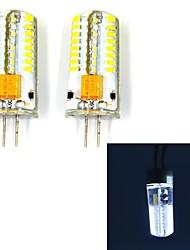 Bi-pin Lights , G4 W 63 SMD 3014 250 LM Cool White V