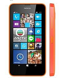 "Nokia Lumia 636 4.5 ""windows 8.1 smartphone 4g (wifi, gps, Qualcomm Snapdragon 400 1.2GHz, 1GB di RAM, 8GB rom)"