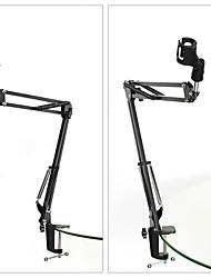 neewer® microphone boom suspension stand de bras de ciseaux
