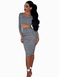 Women's Sexy Fashion Suit (Shirt & Skirt)