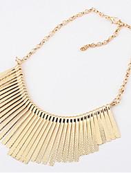 lusa Quaste Halskette