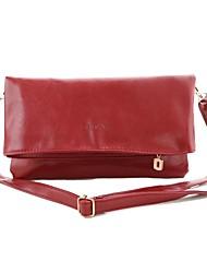 Women's Stylish Fold PU Leather Clutches