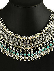 Colorful day  Women's European and American fashion necklace-0526152