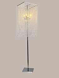 MAISHANG® Crystal Floor Lamps , Modern/Comtemporary Metal