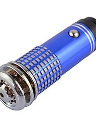 purificateur d'air& lonizer air Lonic purifuer, boucher le trou de la voiture plus légère
