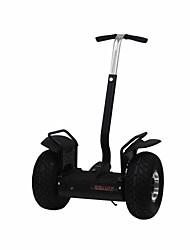 ESWAY ES1401 Dual-Wheel Off-Road Self-Balancing Electric Scooter Bike Motorcycle Transporter w/ Remote Controllers