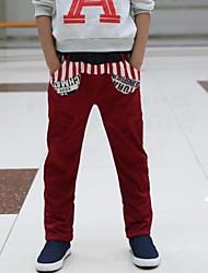 Pantaloni Maschile Inverno / Autunno Misto cotone