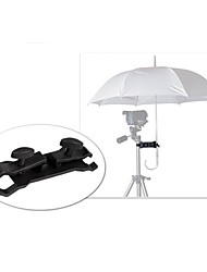POPLAR SLR Camera Umbrella Clip Sun-shading Clip Side-knotted Clip Tripod Photography Accessories Emperorship