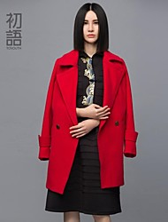 Toyouth ®2014 new winter Relaxed leisure slim long sleeved coat