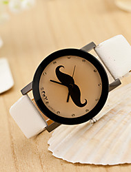 Wanbao Mode Bart Armbanduhr Frauen