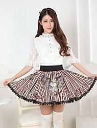 ala engranaje imperio alquimia steampunk princesa lolita falda kawaii encantador cosplay