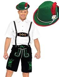 oktoberfest costumesfor carnevale uomini ragazzo bavarese di
