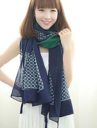 Women's The New Circle Voile Scarves