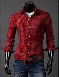 Men's Cotton Casual FANNUO