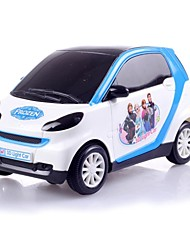 Electrical Toys for Children Cute Cartoon Battery Operate Car with Music and Flashing light(NO.207)