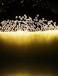 Serie lampada solare 200led festa cortile stringa di Natale per una lunghezza totale di 20,5 m