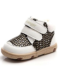 BBGOBBWORLD Baby Lambs Wool Cotton Shoes Non-slip Boots