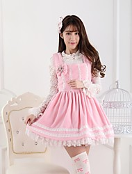 Pink Crown Jewel Sweet  Lolita Princess  Princess  Dress  Lovely Cosplay