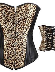 Fajas/Panties ( negro , Chinlon/Poliéster , Estampados de Leopardo/Estampado ) - Boda/Ocasión especial/Informal - Fajas