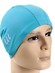 youyou unisex grote omvang van hoge kwaliteit pu waterdichte anti-slip bescherming van het haar gehoorbescherming badmuts