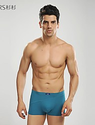dos homens da marca abetos roupas sexy cueca boxers modais vestido esporte casual shorts de cintura alta calças curtas