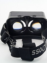 Head-Mounted Mobile Virtual 3D Game Glasses To Adapt To A Variety Of Size 4 - 7 Inches For A Aariety Of Models