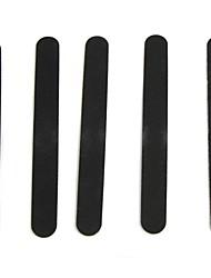 Nail Care & Art Manicure Sanding Nail File Polishing Tool - Black