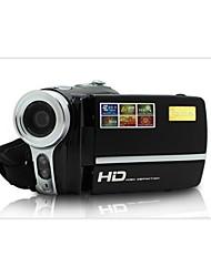 """HDV-591 gravador de vídeo anti-shaking ação da câmera esporte 16x zoom 3 """"face lcd detectar filmadora mini dv (sem bateria)"""