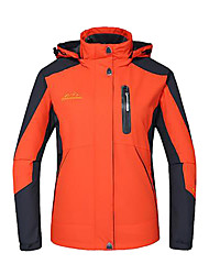 Women's Ski/Snowboard Jackets / Jacket Skiing / Camping & Hiking / Climbing / SnowsportsWaterproof / Breathable / Insulated / Windproof /