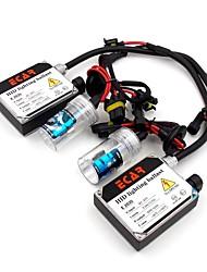 ecar kwaliteit E2035 h3 12v / 24v 35w HID xenon lamp conversie kit set