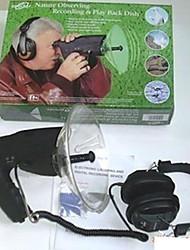 8X21 mm Monocular Impermeável Âmbito de Visão Visão Nocturna Alta Definição Observação de Pássaros BAK4 Binóculos com Zoom
