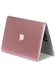 Solid Color High Quality Metal Style Full Body Case for Macbook Air 11.6 inch (Assorted Colors)