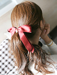 Shixin® Sweet Bow Barrette(1 pc)
