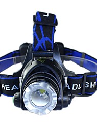 T6 Headlight Glare Night Fishing Lamp Fishing Lamp 10w Zoom